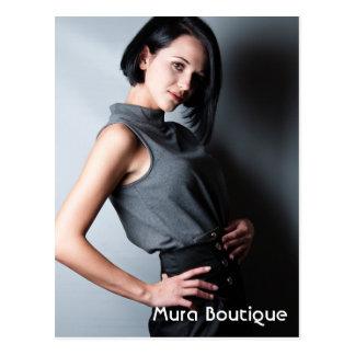 Mura Fahion Boutique Postcard