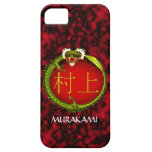 Murakami Monogram Dragon iPhone 5 Cover