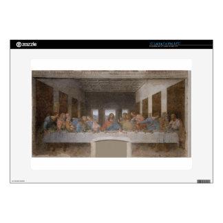 Mural 1490s de Leonardo da Vinci de la última cena Portátil Calcomanía