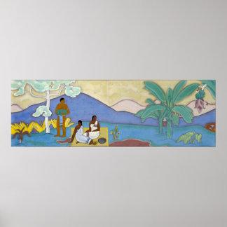 Mural - Arman Manookian Poster