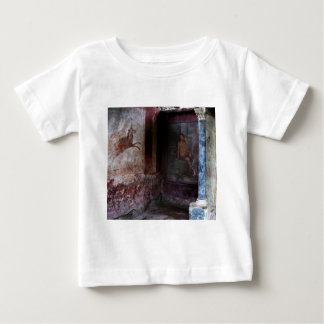 Mural at Pompeii Baby T-Shirt