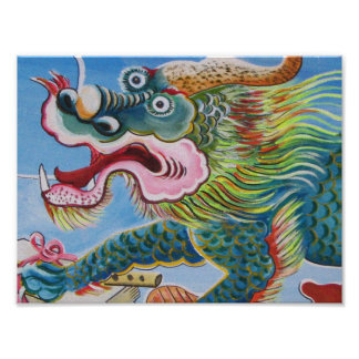 Mural chino posters
