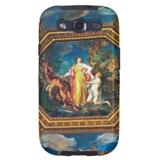 Mural en el museo de Vatican Samsung Galaxy S3 Coberturas