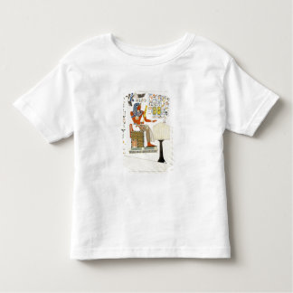 Mural from the Tombs of the Kings of Thebes, disco T-shirts