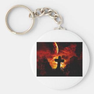 mural_gothic-cross keychains
