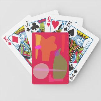Mural Poker Deck