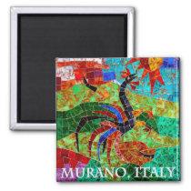 Murano Mosaic II Magnet
