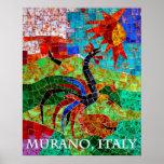 Murano Mosaic II Poster