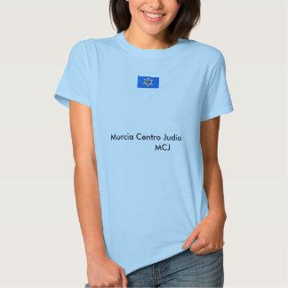 Murcia Centro Judio               MCJ Tee Shirts