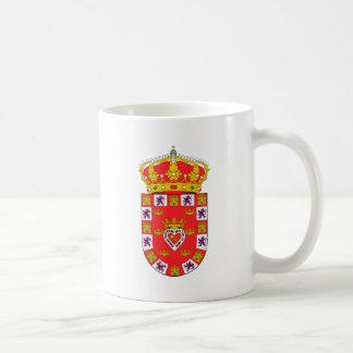 Murcia (Spain) Coat of Arms Coffee Mug