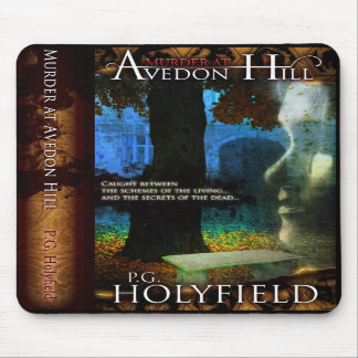 Murder at Avedon Hill - Mousepad