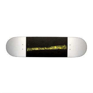Murder Board Skateboard Deck