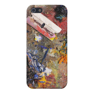 Murder by Art iPhone SE/5/5s Cover