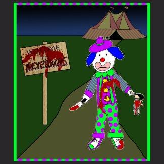 Murder Clown shirt