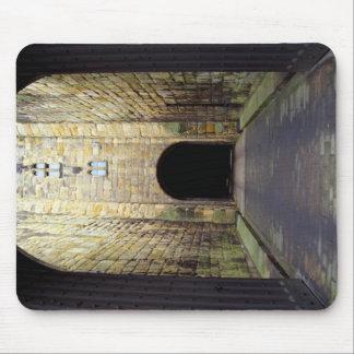 Murder Corridor, Barbican, Alnwick Castle, Northum Mousepads