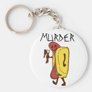 Murder Keychain