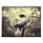 Murder of Crows 2014 Calendar