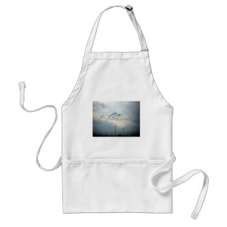 Murder of Crows Apron