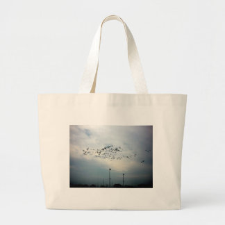 Murder of Crows Canvas Bag