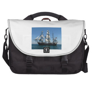 Murder On The Bounty Ship Bag For Laptop