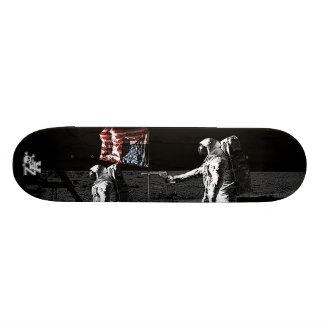 Murder on the Moon Skateboard Deck