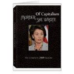 Murder Pelosi Wrote Card