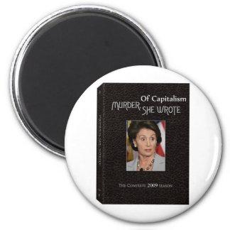Murder Pelosi Wrote Magnet