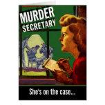 """Murder Secretary"""