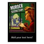 Murder Secretary