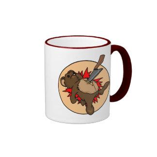 Murder Your Childhood! Two-Tone Mug