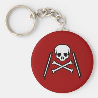 Murderball Keychains