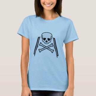 Murderball Ladies T T-Shirt