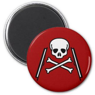 Murderball Magnet