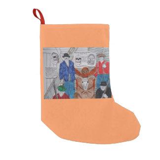 Murdered bigfoot 1910? small christmas stocking