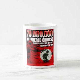 Murdered Chinese Coffee Mug