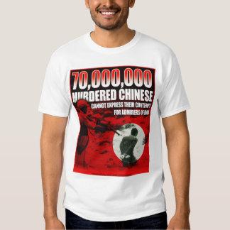 Murdered Chinese T Shirts