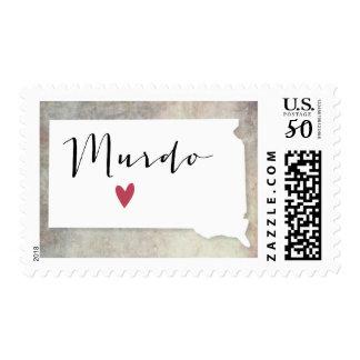 Murdo, SD Postage