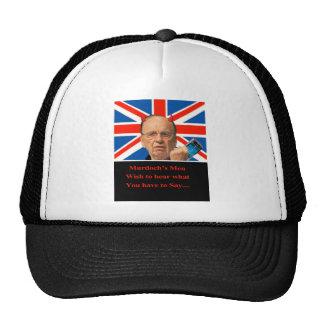 Murdoch's Men Trucker Hat