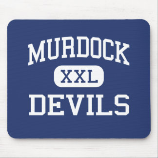 Murdock - Devils - Middle - Winchendon Mouse Pad