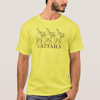Murdock's Cat Tails T-Shirt