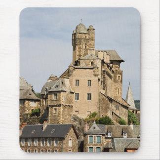 Muret le Chateau Mouse Pad