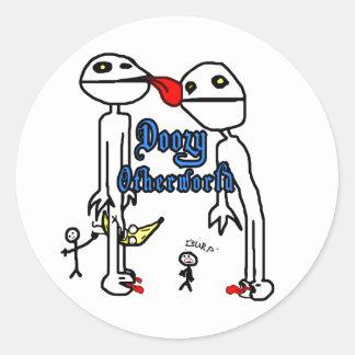 Murf Sticker