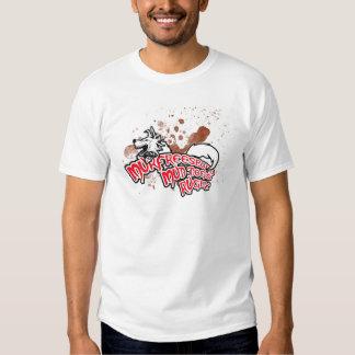 Murfreesboro Mud Dogs Rugby 2004 T Shirt