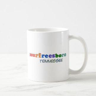 Murfreesboro Tennessee Coffee Mug