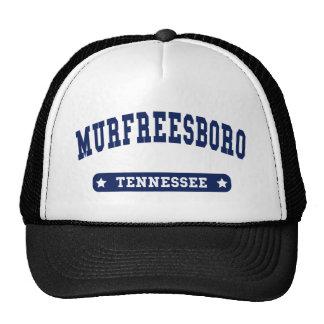 Murfreesboro Tennessee College Style tee shirts Hats