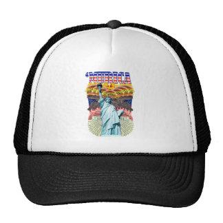 'MURICA! American pride, liberty lovin' folks wear Trucker Hat