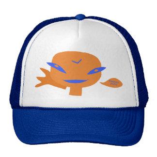 Murk the Alien Trucker Hat