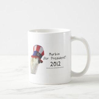 Murkin for President 2012 Campaign Mug