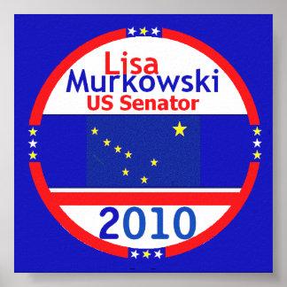 MURKOWSKI 2010 Poster