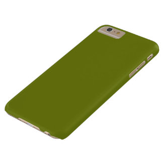Murky Green colored Barely There iPhone 6 Plus Case